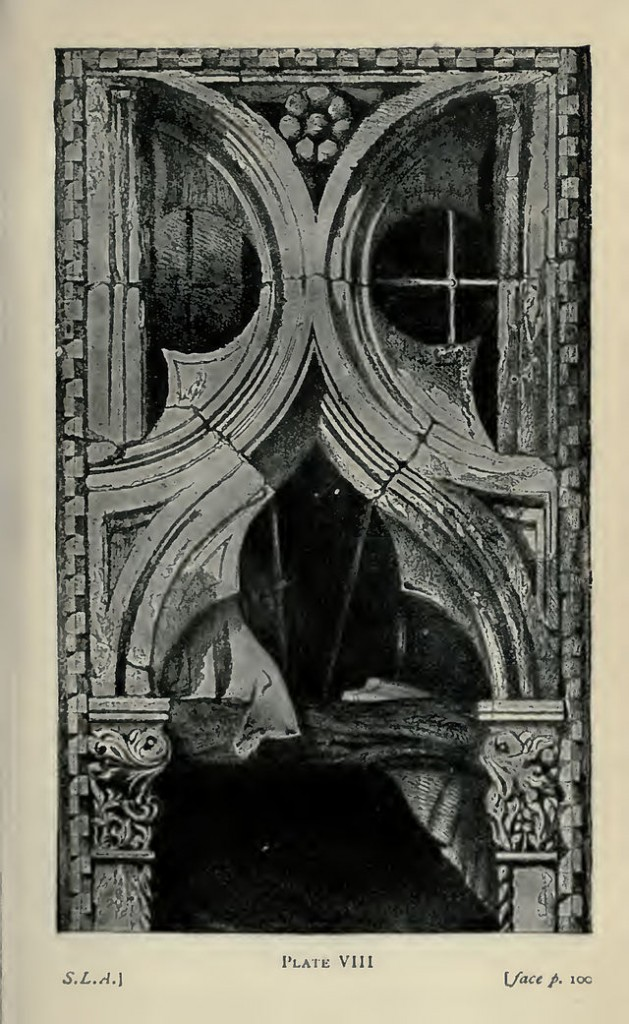 Window from the Ca' Foscari, Venice, Seven lamps of Architecture, John Ruskin 1849