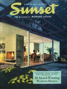 Sunset 1957